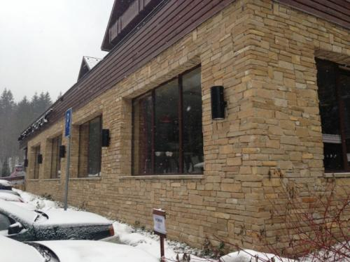 Obklad fasády